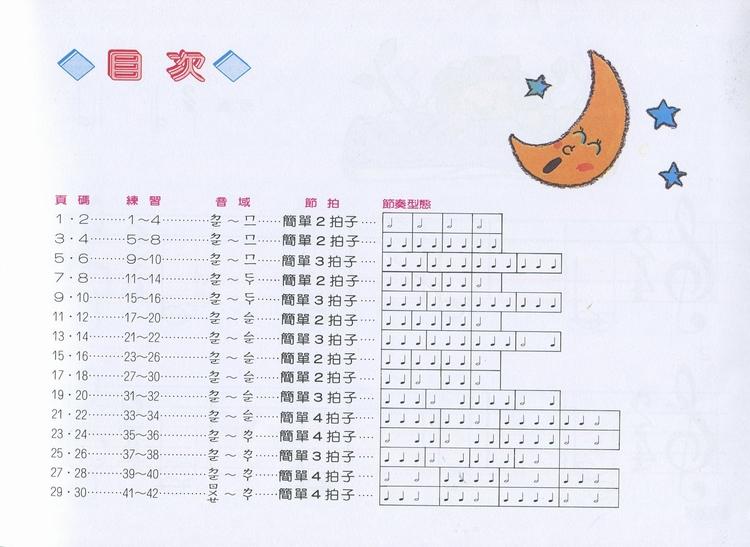 M123 日本DOREMI 快乐的视唱视奏与听音 初级